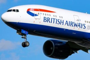 Risarcimento Volo British Airways